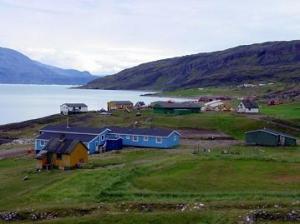 Qassiarsuk, Groenlandia: ex insediamento vichingo